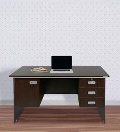 office table designs. Modren Office Integra Study Table In Vermont Wenge Finish  To Office Designs