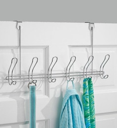 Interdesign Classico Coat Rack With Double Hooks