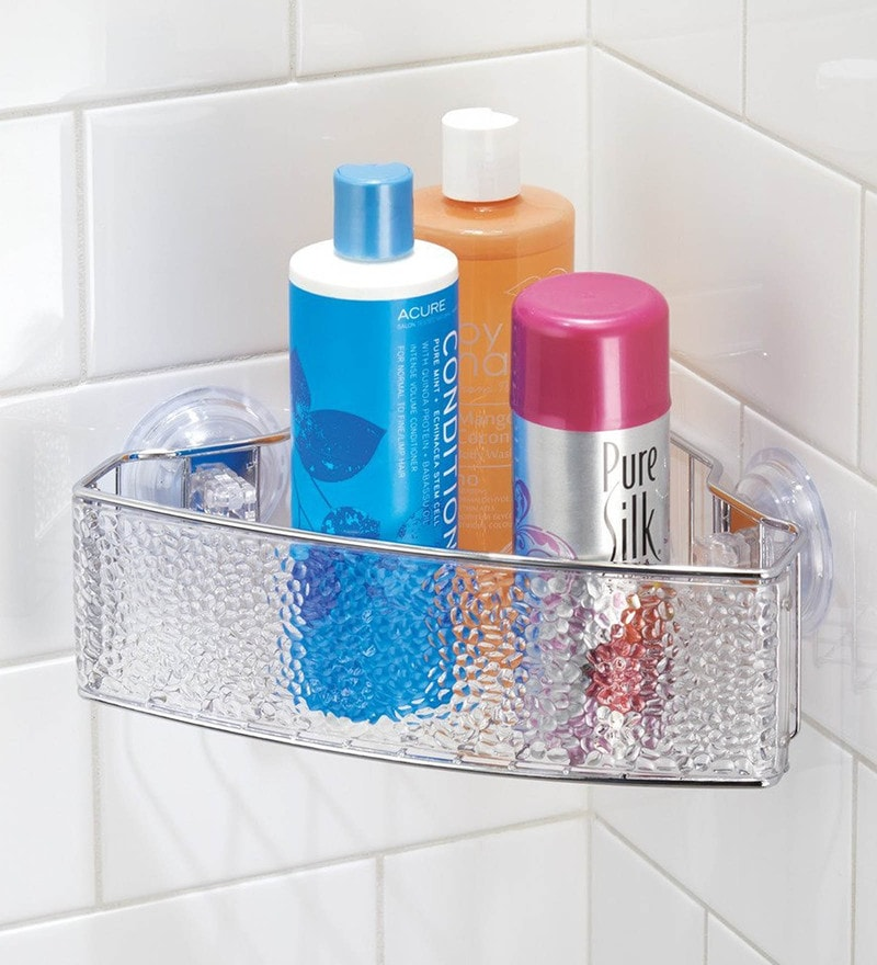 Interdesign Shower Caddy-Silver by Interdesign Online - Bathroom ...