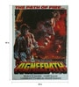 Paper 30 x 40 Inch Agneepath Vintage Unframed Bollywood Poster by Indian Hippy