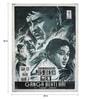 Paper 30 x 40 Inch Jis Desh Mein Ganga Behti Hai Vintage Unframed Bollywood Poster by Indian Hippy