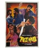 Paper 30 x 40 Inch Tezaab Vintage Unframed Bollywood Poster by Indian Hippy