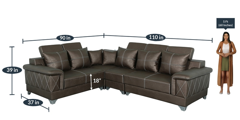 New Concept Ce9df 07a68 110 Inch Sectional Sofa