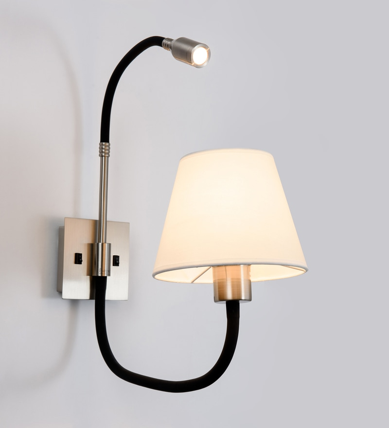 Wall Mounted Bedside Light Height : Buy Aesthetics Home Solution Upward Wall Mounted Light Online - Upward - Wall Lights - Pepperfry