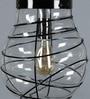 Jainsons Emporio Cage Transparent Glass Pendant Lamp
