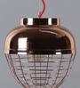 Jainsons Emporio Copper Iron Pendant