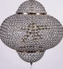 Jainsons Emporio Edmond Gold Finish Crystal Pendant Lamp