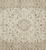 Jaipur Rugs Antique White & Beige Wool 60 x 96 Inch Area Rug