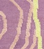 Jaipur Rugs Purple Velvet Art Silk & Rayon Chenille 60 x 96 Inch Area Rug