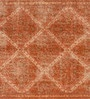 Jaipur Rugs Russet & Red Ochre Wool 60 x 96 Inch Area Rug