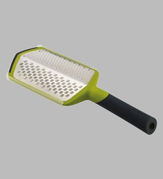 Joseph Joseph Green 2-In-1 Stainless Steel Etched Grater