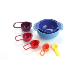 Joseph Joseph Nest Plus Multicolour Plastic - Set Of 3