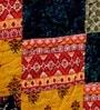 Jodhaa Multicolour Cotton Queen Size Quilt