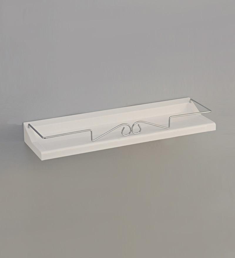 Jvs Ivory Plastic Shelf
