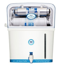 Kent Ultra Wall-Mountable UF Water Purifier, 60 L/Hr Purification Capacity