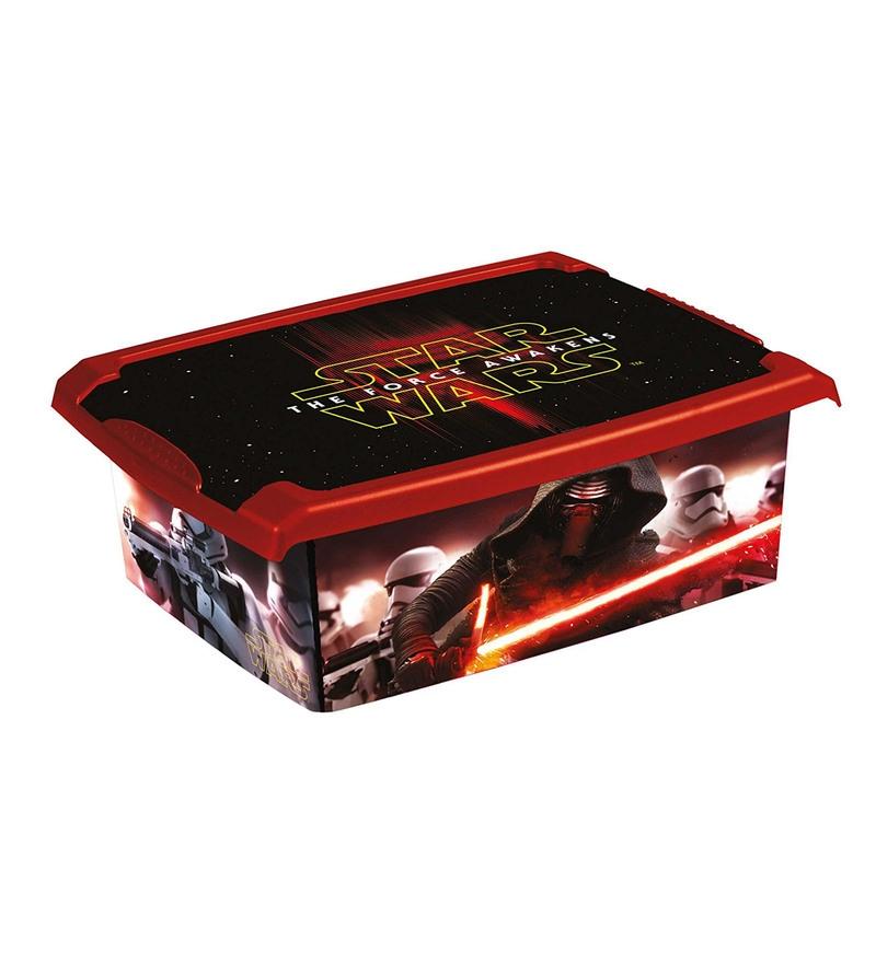 Keeeper Star Wars Plastic 10 Litres Deco Box