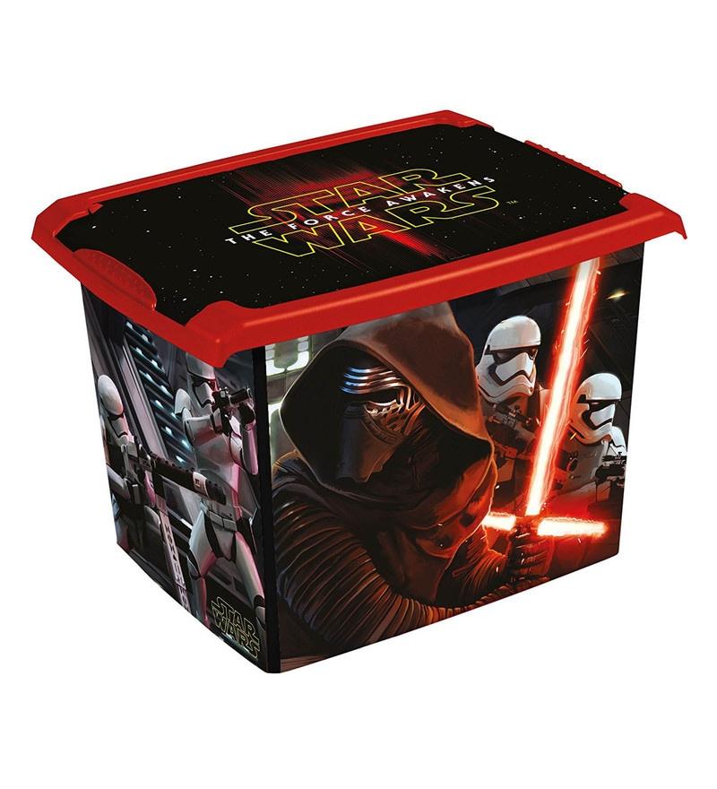 Keeeper Star Wars Plastic 20.5 Litres Fashion Box