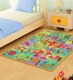 Kids Floor Mat Nylon 36 X 60 Inch Kids Floor Mat