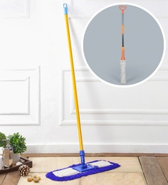 Kingsburry Dust Control Floor Mop With Free Twist Mop