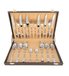 Kishco Limited Windsor Stainless Steel Cutlery Set - Set Of 24