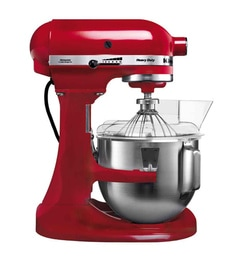 KitchenAid 4.8 L Bowl-Lift Stand Mixer In Empire Red (5KPM5BER)