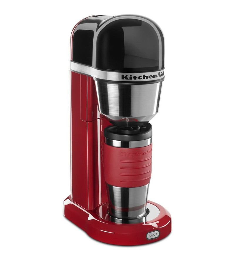 KitchenAid Personal Coffee Maker ( Empire Red) 5KCM0402BER