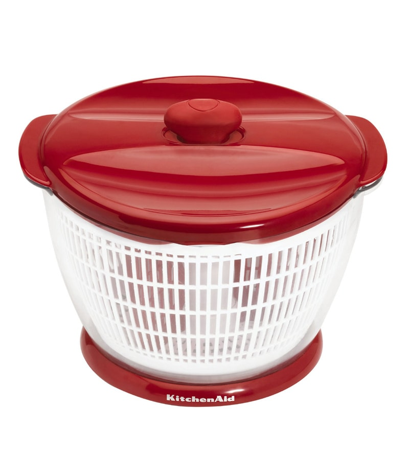 [DIWALI DISCOUNT - 10% OFF] KitchenAid Salad Spinner KG308ER
