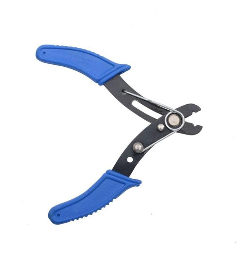 Klaxon Iron Wire Stripping Plier - Set of 8