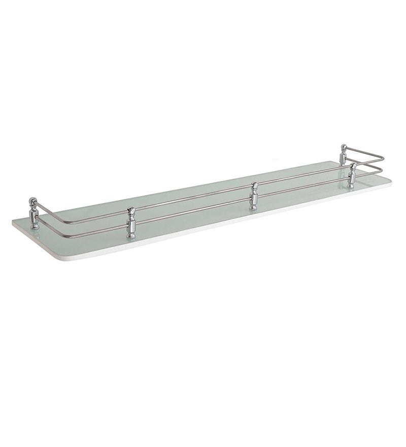 Buy Klaxon Glass Bathroom Shelf Online - Bathroom Shelves - Bath ...