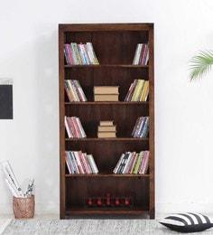 Kryss Book Shelf In Provincial Teak Finish