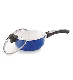 Induction Based Ceramic Cookware - Set Of 4