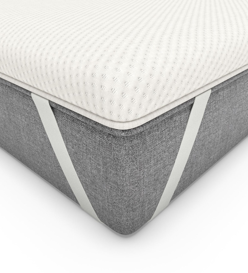 Latex Mattress Topper.Latex Foam Queen Bed Mattress Topper 78 X 60 X 2 Inch By Comfort Mattress