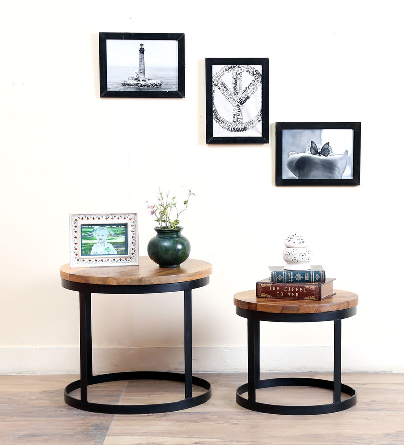Layton Set of Tables by Bohemiana