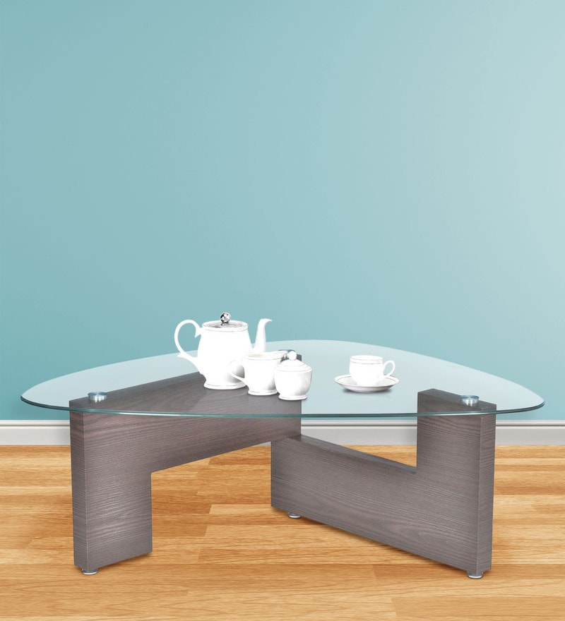 Lisburn Center Table in Wenge Finish by Nilkamal