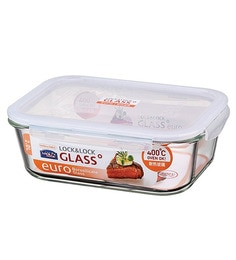 Lock&Lock Transparent 2000 Ml Storage Container
