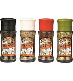 Lock&Lock Bling Ideas 130 ML Pepper Grinder - Set Of 4