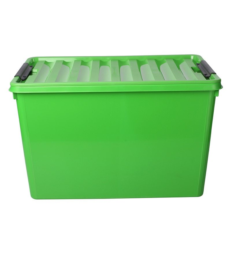 Lock&Lock Inplus Storage Box (Green) 60L