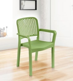 Luxury Chair In Green Colour