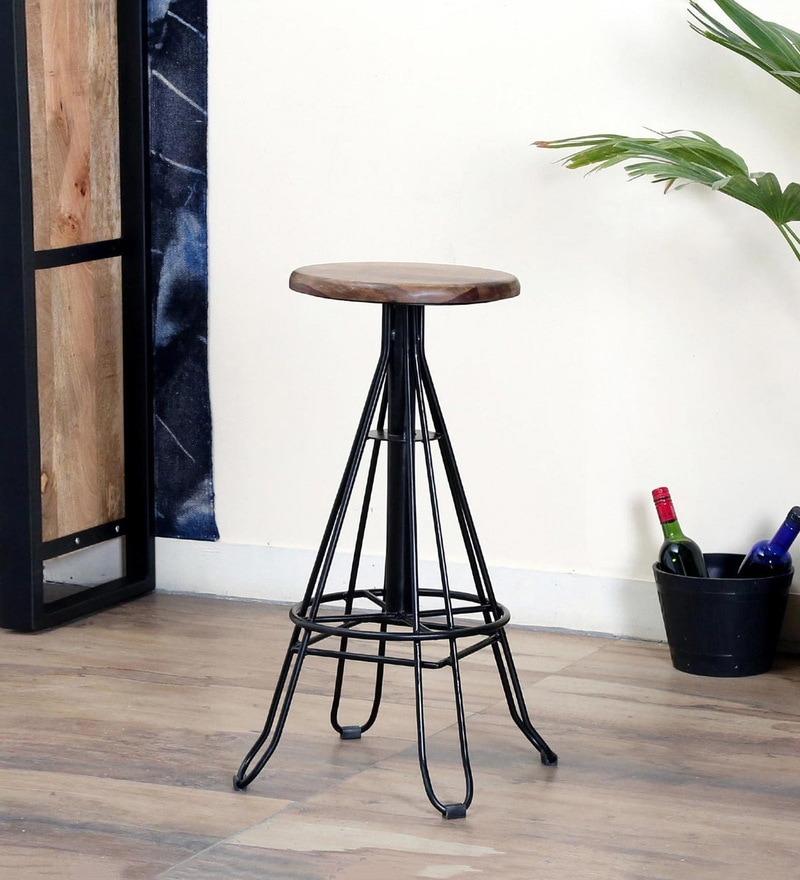Pleasing Buy Flynn Hairpin Bar Stools Set Of 2 In Grey By Twigs Andrewgaddart Wooden Chair Designs For Living Room Andrewgaddartcom
