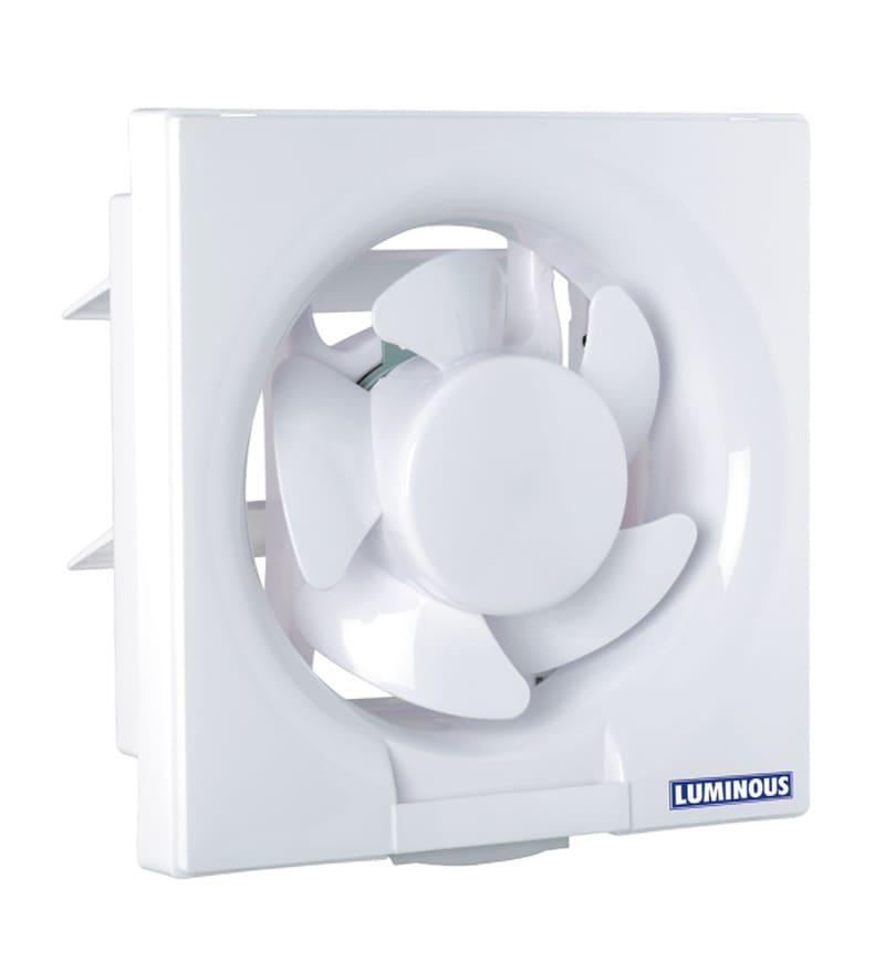 Luminous Lum Vento 200 mm DLX Ventilation White Fan