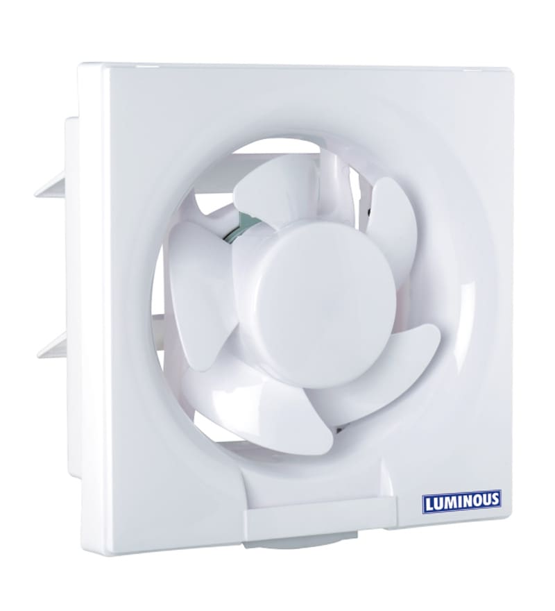 Luminous Lum Vento DLX 250 mm Ventilation White Fan