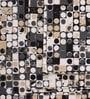 Lushomes Coins Printed Multicolour Cotton Placemat & Napkin - Set of 12