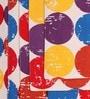 Lushomes Titac Printed Multicolour Cotton Placemat & Napkin - Set of 12