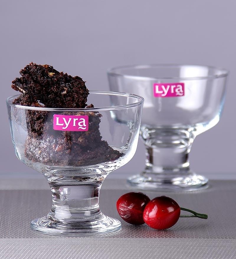 Lyra Destina 285 ML Dessert Bowl - Set of 6