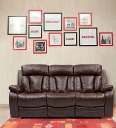 Miraculous Recliner Sofa Sets Buy Recliner Sofa Sets Online In India Interior Design Ideas Tzicisoteloinfo