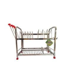 Maharaja Steel Kitchen Dish Rack - 1655133