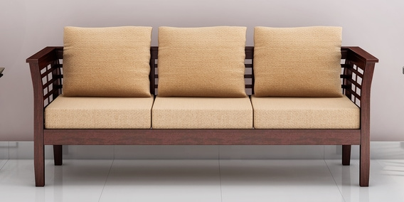 Wooden Sofa Sets - Buy Wooden Sofa Sets Online in India ...