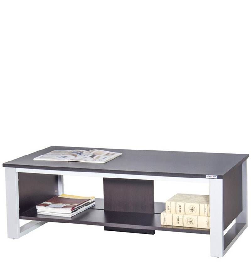 Beautiful Buy Madrid Coffee Table In Dark Finish By StyleSpa Online   Modern   Coffee  Tables   Large   Pepperfry