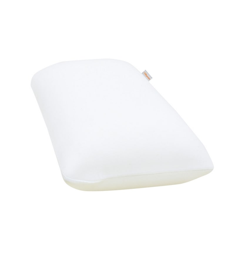 white memory foam 12 x 18 pillow insert by magasin