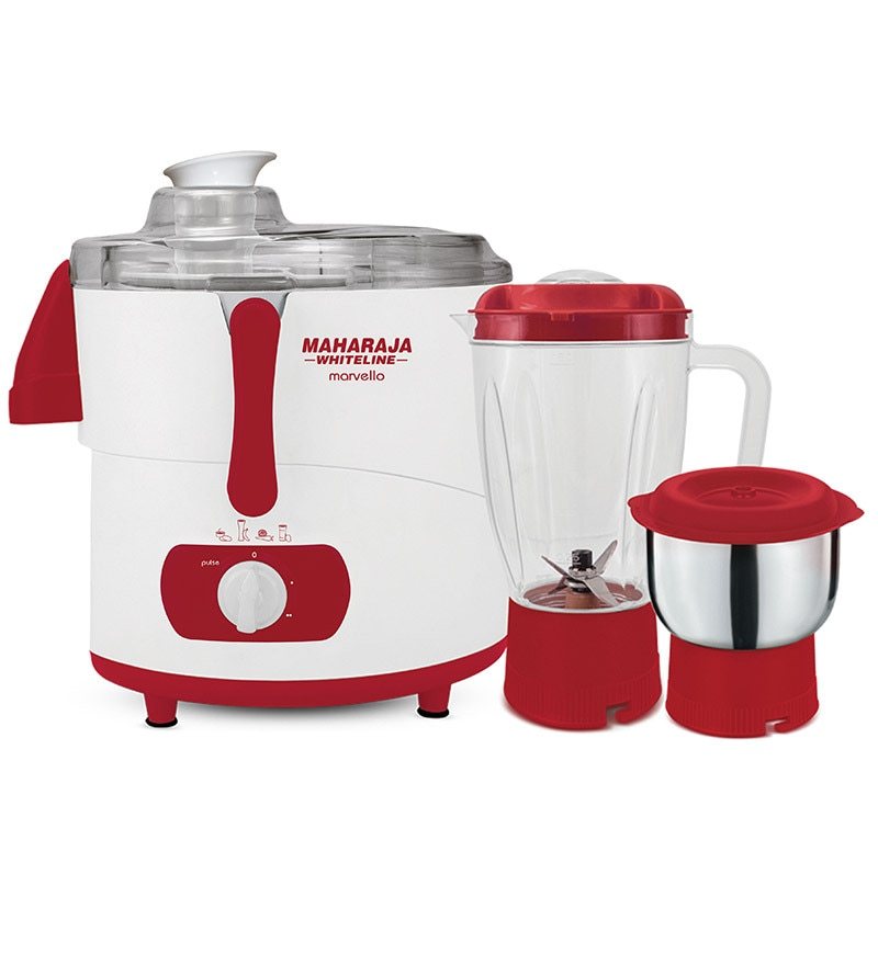 Maharaja Whiteline Marvello Juicer Mixer Grinder
